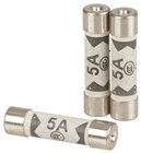Ceramic Fuse 6 x 25mm 5A Fast Blow