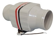 In-line Blowers - TMC Brand 3""