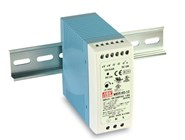 Meanwell 60W DIN Rail Mount Switchmode Power Supply 12VDC 5A