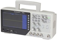 100MHz Dual Channel Oscilloscope with Digital Storage