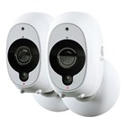 Swann 1080p Battery Powered Twin Pack Wi-Fi Camera