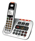 Uniden Hearing Impaired Cordless Telephone w/answr mac SSE45