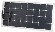 100W 12V Semi Flexible Solar Panel