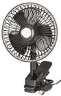 12VDC Oscillating Fan with Clamp