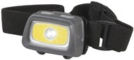 COB LED Head Torch with Red & Green LEDs