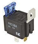Automotive Fused Relay - SPST 15A