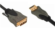 DVI-D to HDMI Cable - 1.5m