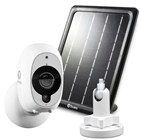 Swann 1080p Wi-Fi Camera with Solar Panel