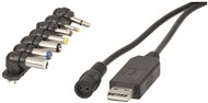 Universal USB 12V Step-Up Power Cable