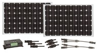 300W Premium Recreational Solar Package