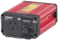 400W (1200W) 12VDC to 240VAC Modified Sinewave Inverter with USB
