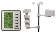 Wireless Weather Station with Rain Gauge and Forecasting