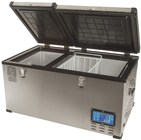 80L Brass Monkey Dual Zone Portable Fridge