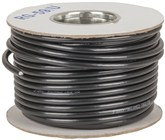 75 Ohm RG59 Coax Cable - Black 30m Roll