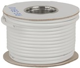 75 Ohm RG59 Coax Cable - White 30m Roll