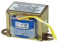 30V CT, 4.5VA 150mA Centre Tapped - Type 2855 Transformer