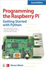 Programming the Raspberry Pi - Book