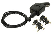 Universal GPS Charger with Dual USB Output
