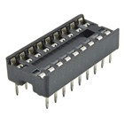 18 Pin Production (Low Cost) IC Socket