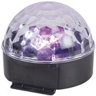 Multi-Coloured LED Disco Ball